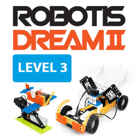 ROBOTIS DREAM2 Level3