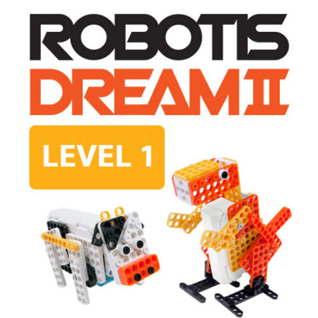 ROBOTIS DREAM2 Level1