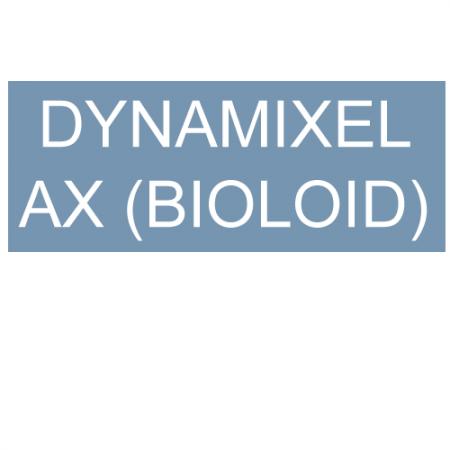 Dynamixel AX (Bioloid)