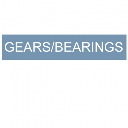 Gears/Bearings