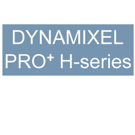 Dynamixel PRO+ H series